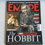Empire Magazine August 2011 issue 266 The Hobbit